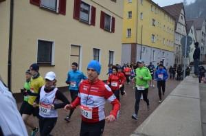 Marco Frei beim Hermann-Hesse-Lauf Calw 2013