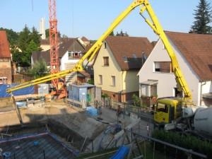 19.07.2013 Beton frisch vom Fass