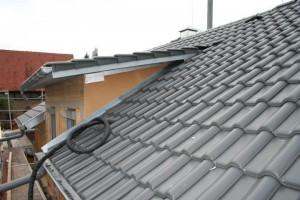 11.11.2013 Schön sieht das Dach aus