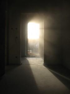 21.12.2013 Kaum sind die Fenster geöffnet, dampft es wie verrückt