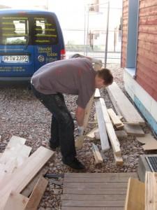 12.04.2014 Braunschweiger Hilfe vor der Auswärtsniederlage in Freiburg