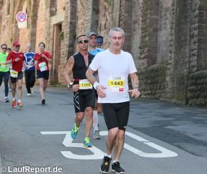 Marco Frei beim Heidelberger Halbmarathon 2014