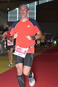 Marco Frei beim Baden-Marathon 2016 in Karlsruhe